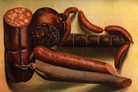 МК Риал - лучшие колбасные изделия Украины