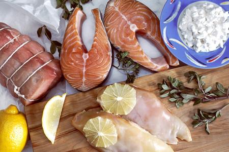 Мясные и рыбные изделия