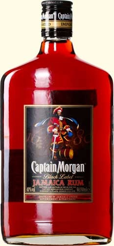 captain morgan rum company